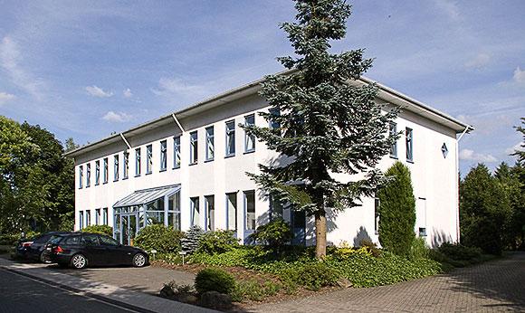Bürogebäude der Kühn u. Partner mbB